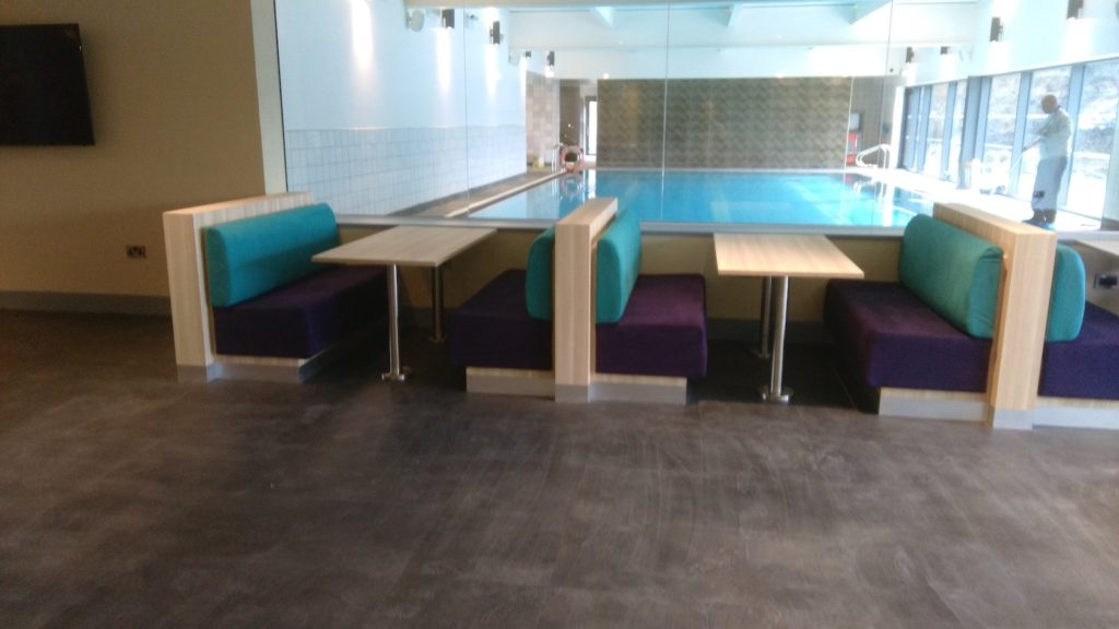 ADL Joinery Bespoke Furniture David Lloyd Gym
