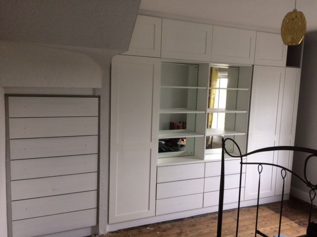 ADL Joinery Bedroom Unit