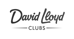 David Lloyd Black and White Logo