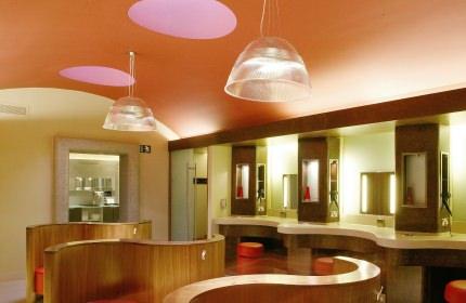 Hampton ADL Joinery Vanity Bar Spa