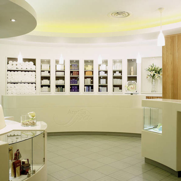 ADL Joinery Antica Spa Surface Retail Solutions Commercial Interiors Nottingham